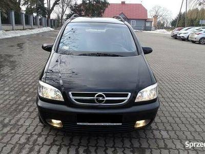 używany Opel Zafira 7-OSOBOWY 2,0 DIESEL