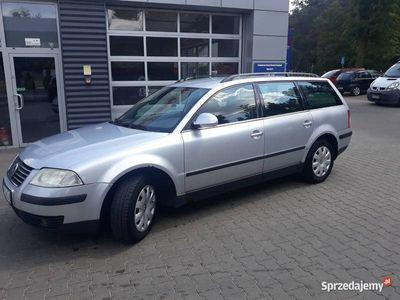 używany VW Passat 1.9 TDI kombi