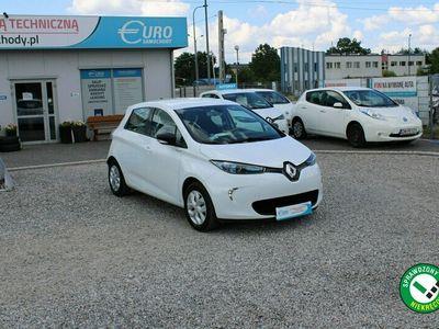 używany Renault Zoe ZoeQ90 Z.E. 40 Life EE Salon Polska F-vat Gwarancja (2012-)