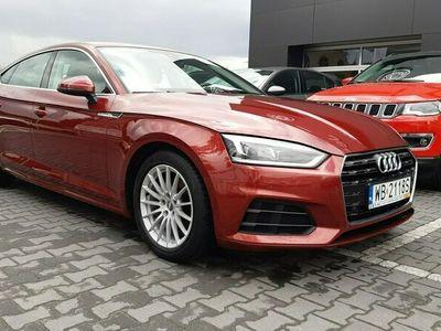 używany Audi A5 1.4dm 150KM 2018r. 54 700km