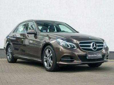 używany Mercedes E220 BlueTEC 4MATIC