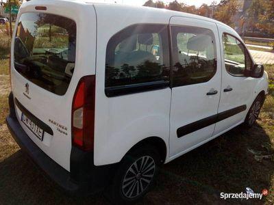 używany Peugeot Partner Tepe 1.6 Diesel sprzedam lub zamiana