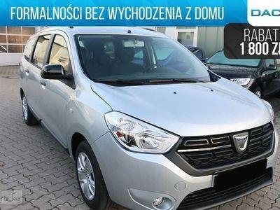 używany Dacia Lodgy LAUREATE 1.3 TCe 130KM FAP | 7-osobowe | Lakier metalik, Chorzów