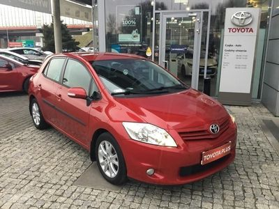 używany Toyota Auris I 1.6 Premium krajowa, I właściciel, Chorzów