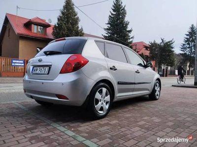 używany Kia cee'd 2007 r. 1,4, Benz+LPG
