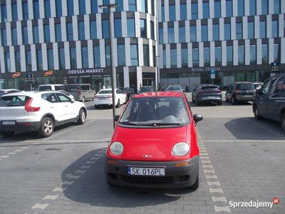 używany Chevrolet Matiz Salon Polska 1Właścicielka niski przebieg
