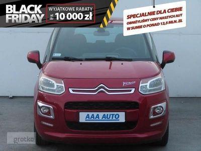 używany Citroën C3 Picasso  Salon Polska, Serwis ASO, GAZ, Klimatronic, Parktronic