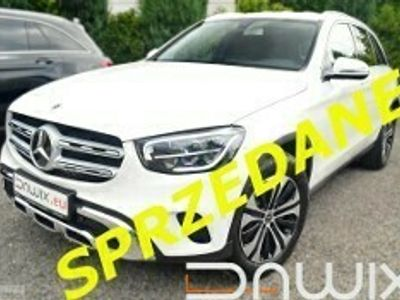 używany Mercedes 200 Klasa GLC4MATIC Business Edition - OD RĘKI !!!