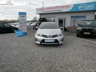 used Toyota Auris 1.4dm3 90KM 2015r. 114 000km Salon Polska 1.4 D4D F-vat