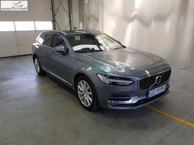 brugt Volvo V90 V90 2dm3 235KM 2016r. 77 909km 16-,D5 AWD Inscription aut