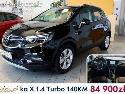używany Opel Mokka 1.4dm 140KM 2019r. 6km