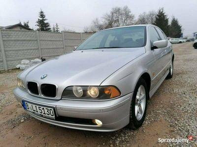 używany BMW 520 2.2 LIFT Klima Alu EL szyby Bez Rdzy Stan BDB Bezwypadk Oplacony