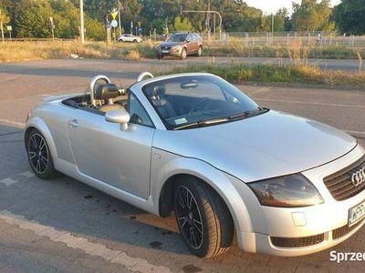 używany Audi TT Roadster 8N 224KM Quattro