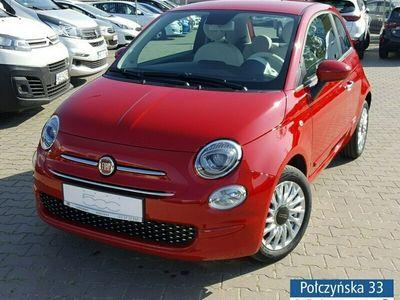 używany Fiat 500 1,2 69 KM Dualogic | wersja Lounge | Pakiet City| 2020