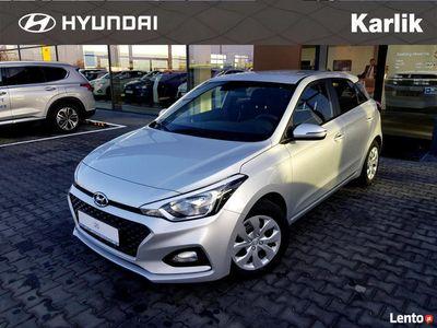 używany Hyundai i20 84KM bluetooth radio klima WYPRZEDAŻ 2019 !
