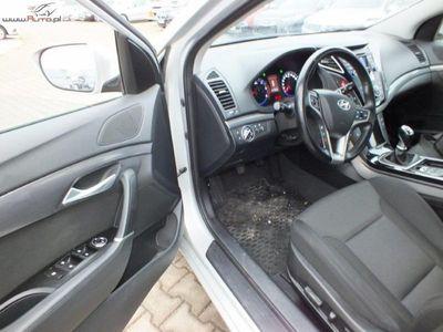 usado Hyundai i40 i40 1.7dm3 136KM 2015r. 117 523km1.7 CRDi Comfort FV 23%, Gwarancja!!