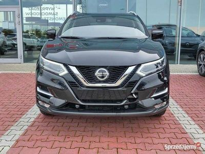 używany Nissan Qashqai 1.3dm 140KM 2020r. 1km