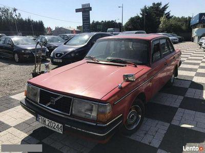 używany Volvo 240 244 DL