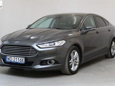 używany Ford Mondeo 2.0dm3 150KM 2015r. 252 947km WD2116K ! Titanium ! Serwisowany do końca !