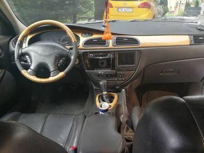 używany Jaguar S-Type Zamienie