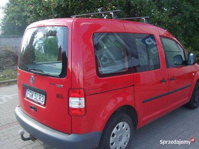używany VW Caddy life 2008 1.4