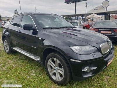 używany BMW X6 E71 3.0D 305KM Navi,Kamera, Dociaganie drzwi, Salon Pl, F.Vat 23%