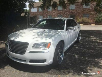 używany Chrysler 300C 300 Limited 3.6l V6 benz. 254KM autom. 2012