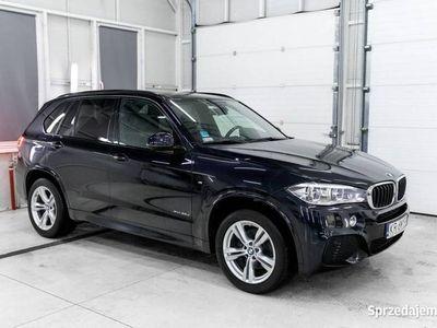 używany BMW X5 2dm 231KM 2016r. 140 000km