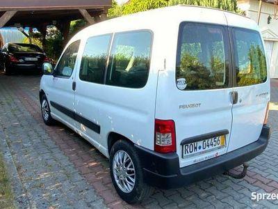 używany Peugeot Partner 1,6 HDI 2006 sprowadzony z Niemiec