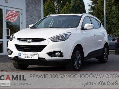 używany Hyundai ix35 1.6 Benzyna+GAZ 135KM, Salon PL, Zadbany, Z Gwarancją,