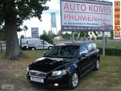 używany Volvo V50 2.4dm 180KM 2006r. 186 000km