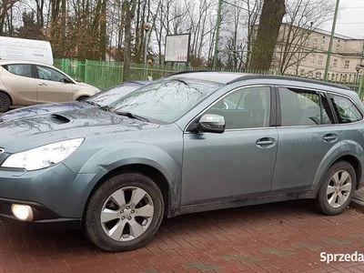 używany Subaru Outback IV 2.0 Diesel w wersji Active | Nowy silnik