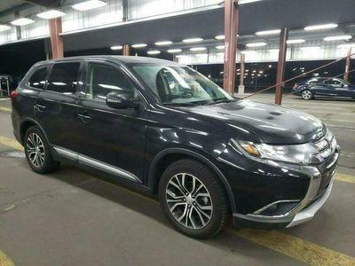używany Mitsubishi Outlander 2dm 150KM 2018r. 126 172km