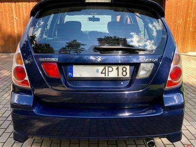 używany Suzuki Liana 1.6 Benzyn JAPONIA Bezwypadek Wyposażona Zadbana