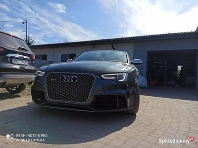 używany Audi RS5 zamiana