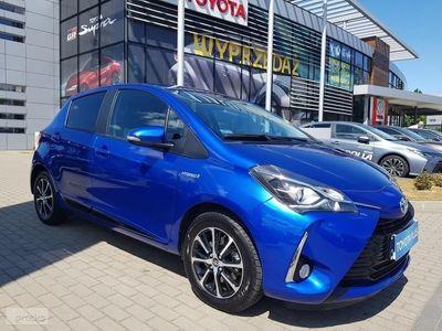 używany Toyota Yaris III Hybrid 100 Premium + City + Navi + Style