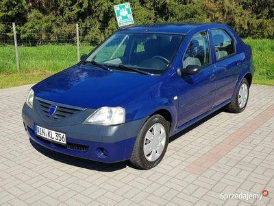 używany Dacia Logan 2005r. 1.4 benzyna 75KM, Stan doskonały 91tys km