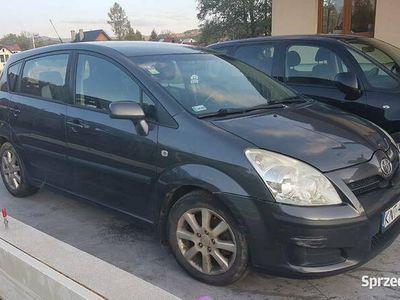 używany Toyota Corolla Verso 2,2 D4D 136