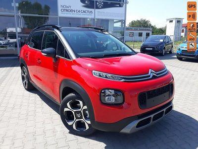 używany Citroën C3 Aircross 1.2 * SHINE * Podgrzewane fotele ! Nawigacja GPS ! ** GripControl ! 2018