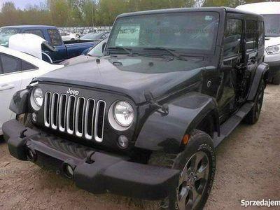 używany Jeep Wrangler SAHARA UNLIMITED 3.6 335KM +48 782236023