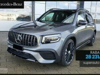 używany Mercedes GLB35 Klasa4-Matic (306KM) | Pakiet Premium Plus + Night