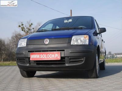 używany Fiat Panda 1.1dm3 54KM 2008r. 137 000km