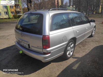 brugt Opel Omega 2.5dm3 163KM 2003r. 232 000km ABS