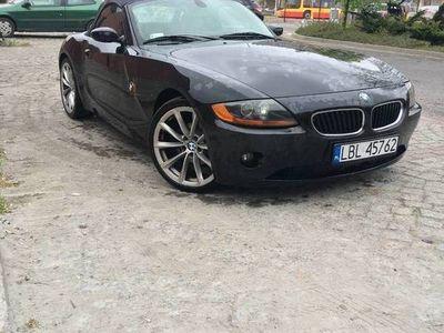 używany BMW Z4 E85 2.5i 192KM