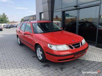 używany Saab 9-5 2dm 150KM 2003r. 256 000km