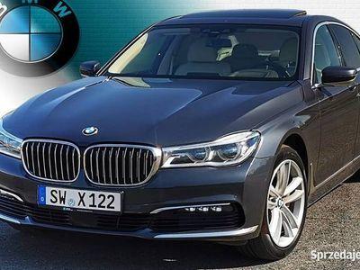 używany BMW 740 xd Wentyle Harman Masaż Szyber Komforty ACC Webasto