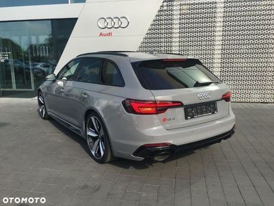 używany Audi RS4