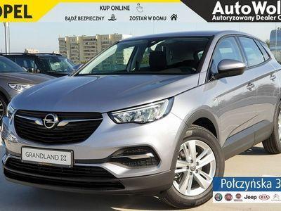 używany Opel Grandland X 1.2dm 130KM 2020r. 2km