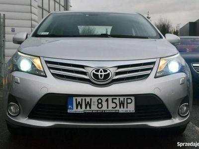 używany Toyota Avensis Avensis 2dm3 143KM 2014r. 158 093kmIII Salon PL, Serwis ASO, FV 23%, Gwarancja!!