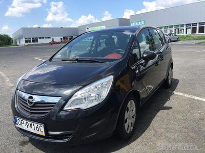 used Opel Meriva B ENJOY 1 WŁ SALON SZKLANY DACH